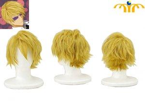Durarara!! Shizuo Heiwajima Cosplay Wig!