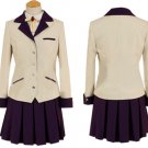 Angel Beats Cosplay Costume, Size: XS-XXL!