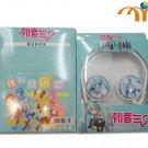 Miku Hatsune Cosplay Headphones 4!