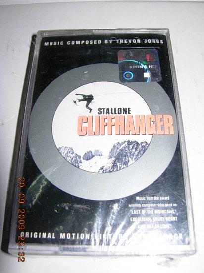 CLIFFHANGER ORIGINAL MUSIC SOUNDTRACK (MALAYSIA CASSETTE)