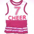 "Doggie's Dress - ""Cheer"" Design"