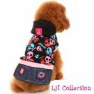 """Dobaz"" Doggie Dress with hood"