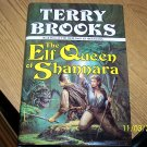 The Elf Queen of Shannara by Terry Brooks hardback