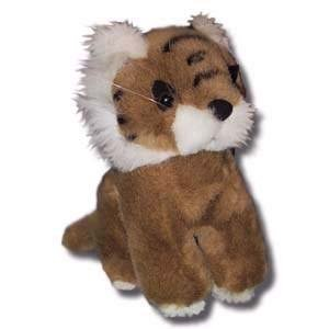 """Willie"" Plush Wildcat"