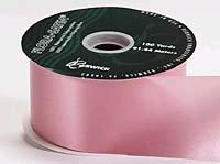 Wide Pink Satin  (100yards)