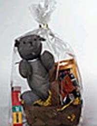 """100 pack Cello Bags (8"""" x 4"""" x18"""")"""