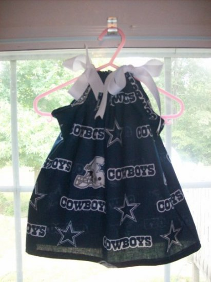 NFL Pillowcase Dress