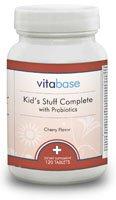 SV5582-Kid's Stuff Complete with Probiotics- 120 tablets