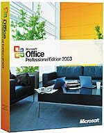 Office 2003 Professional Free Shipping and Tracking
