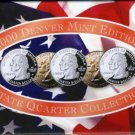 2000-D US Statehood Quarter Mint Set.