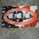 2003-D US Statehood Quarter Mint Set.