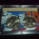 2007 Dual Presidential Dollar Set