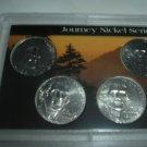 UNC. Jefferson Nickel Series