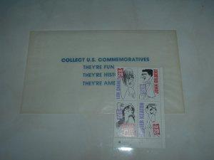 Quarter Block Stamps