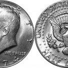 BU 1974- P  Kennedy Half Dollar