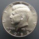 BU 1986- P   Kennedy Half Dollar