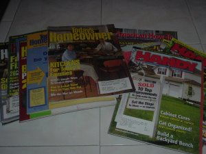Today's Homeowners & Handyman's Mag