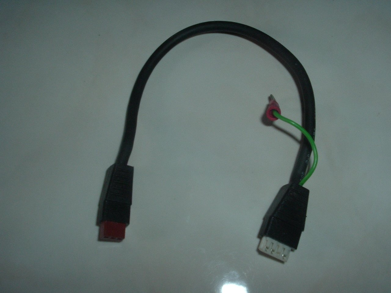 7 Pin Patch Cord with Ground