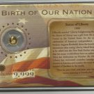 2009 Birth Of Our Nation Gold Collection