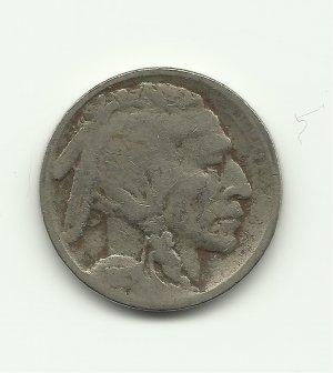 1915 #2 Buffalo Nickel