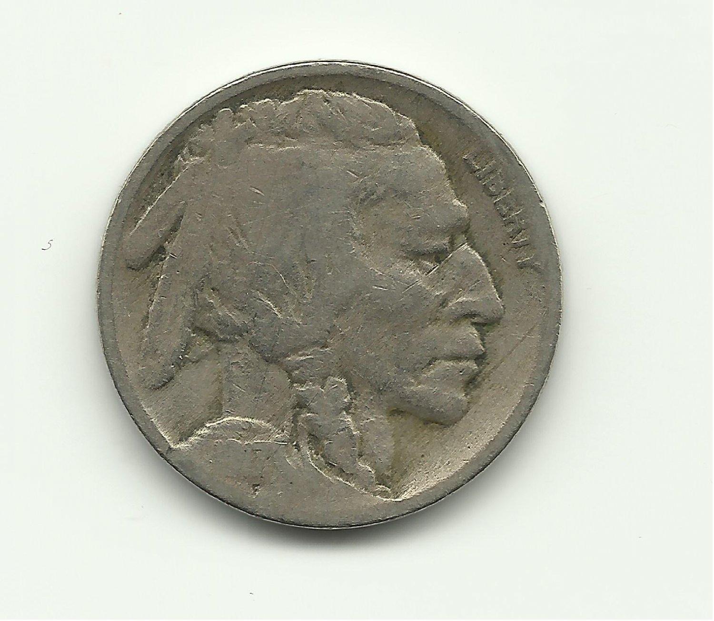 1917 #1 Buffalo Nickel