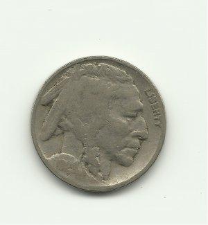 1929 #3 Buffalo Nickel