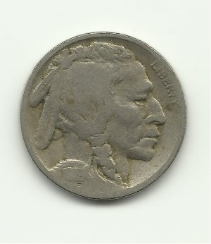 1919-S #2 Buffalo Nickel