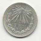 1932 #1  Mexican Silver Un Peso