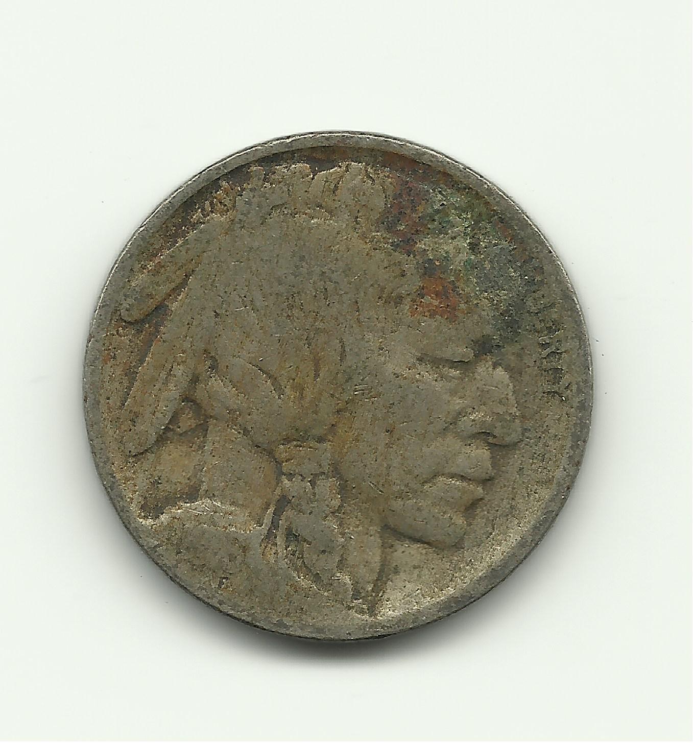 1916 #3 Buffalo Nickel