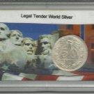 1939 Mexican 50 Centavos Silver