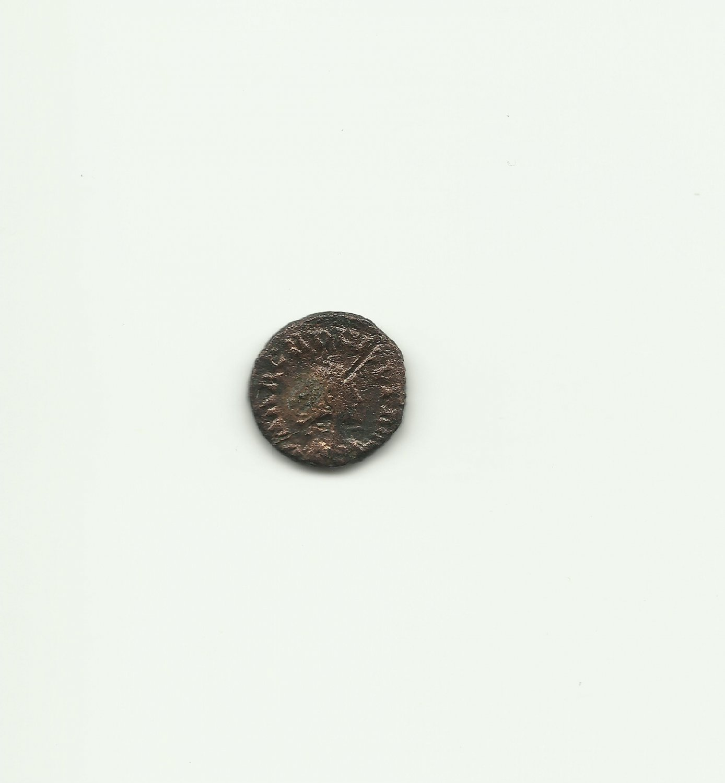 395-408 A.D. Ancient Roman Coin
