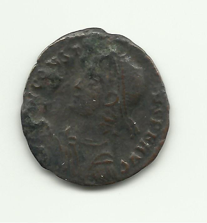 324-350 A.D. Ancient Roman Coin