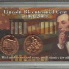 2009 New Bicentennial Lincoln Cents Collection