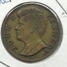 John F. Kennedy Medallion