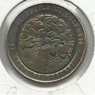 2002 #1 Colombian 500 Pesos