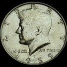 BU 1989-D  Kennedy Half Dollar.