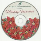 29 Holiday favorite tunes CD
