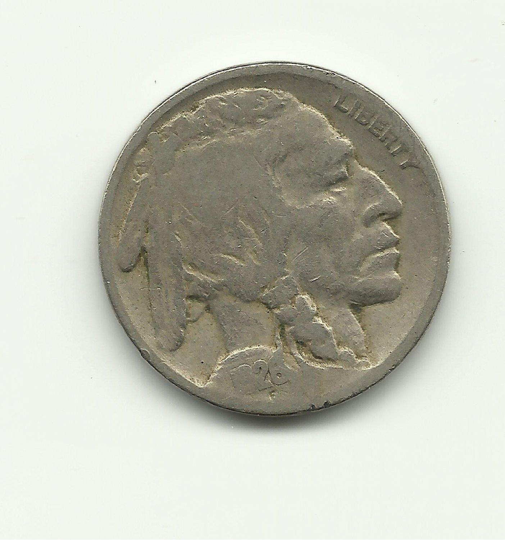 1926 #1 Buffalo Nickel