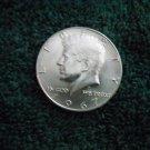 1967 #7 Gem BU+ Silver Kennedy Half Dollar.