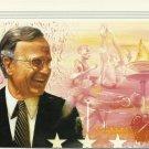 """7"""" x 5"""" 1988 Colorful Souviner History Era Card"""