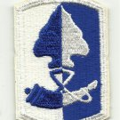 US Army 187th Infantry Brigade Patch