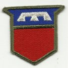 US Army 76th Infantry Division Class A  Patch