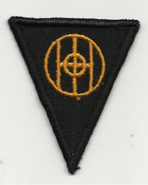 US Army 83rd Infantry Division Class A Patch