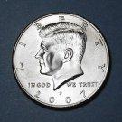 BU 2007-P Kennedy Half Dollar