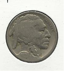 1929 #9 Buffalo Nickel.