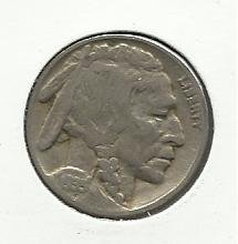 1935 #21 Buffalo Nickel.