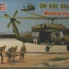UH-60L BlackHawk Medical Evacuation Chopper Model Kit