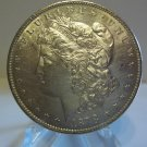 1878 #2 BU MS-63 90% Silver Morgan Dollar with 7 feathers Second Reverse.