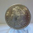 1887-S #1 AU/BU 90% Silver Morgan Dollar