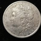1883-O #1  90% Silver Morgan Dollar